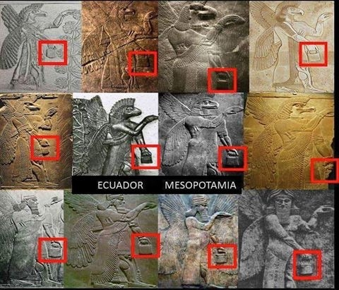 anunaki ecuador mesopotamia